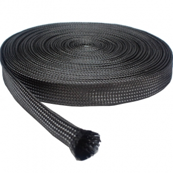 high temperature resistant carbon fiber sleeve